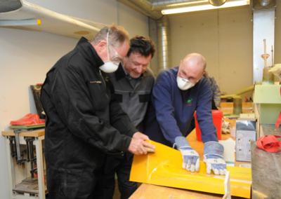 Praxisseminar Bootspflege und -Instandhaltung